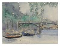 Venice Watercolors V Fine Art Print