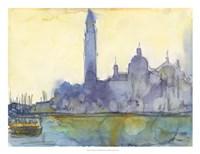 Venice Watercolors VI Fine Art Print