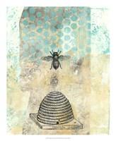 Vintage Beekeeper II Fine Art Print