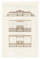 Habitations Modernes II Fine Art Print