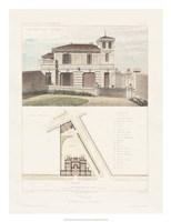 Habitations Modernes III Fine Art Print