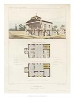 Habitations Modernes IV Fine Art Print