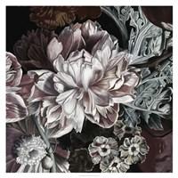 Marsala Bouquet I Framed Print