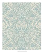 Baroque Tapestry in Spa II Framed Print