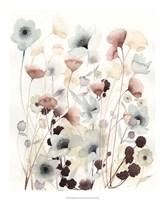 Bespoken Blossoms I Framed Print