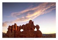Clouds at Bryce Canyon Fine Art Print