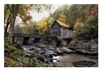 Glade Creek Mill Fine Art Print