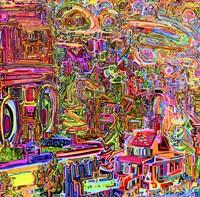 Strathcona No 2 Fine Art Print