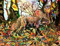 Mozilla's Fox Fine Art Print