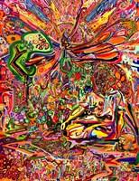 Butterfly Rising Fine Art Print