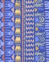 Hand Stamp Fine Art Print