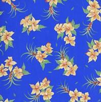 Hybiscus Blue Fine Art Print