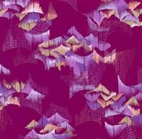 Purple Scales Fine Art Print