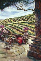 The Wine Vendor Fine Art Print