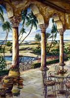Corinthian Beachfront Fine Art Print