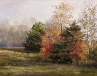 Autumn Morning Fine Art Print