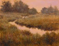 Morning in the Meadow Fine Art Print