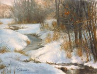 Winter Light Fine Art Print