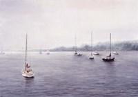 Cape Cod Mist Fine Art Print