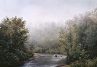 Battenkill Mist Fine Art Print