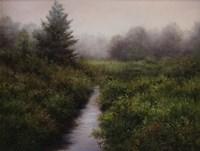 Meadow Brook, Arlington Fine Art Print