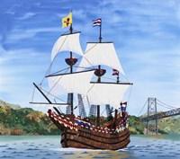 Ship Fine Art Print
