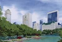 New York City Skyline Fine Art Print