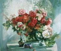 Birthday Bouquet Fine Art Print