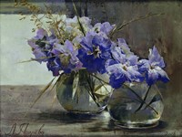 Delphinium Fine Art Print