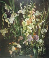 Gladiolus Fine Art Print