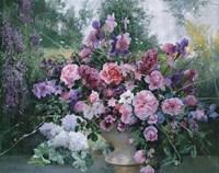 Lilacs Still Life Fine Art Print
