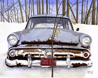 '54 Ford Fine Art Print