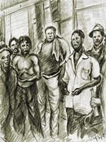 Harlem Boys Fine Art Print