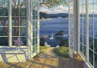 Island View Fine Art Print