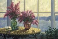 Fresh Lilacs Fine Art Print