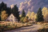 Twisp Valley Fine Art Print