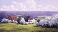 Spring Breeze Fine Art Print