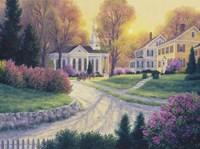 Mystic Sunset Fine Art Print