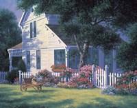 Spring Gardens Fine Art Print