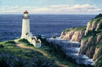 North Head Lighthouse Fine Art Print