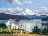 Gig Harbor Haven Fine Art Print