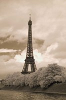 Eiffel Tower #6, Paris, France 07 Fine Art Print