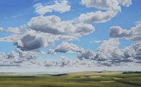 Prairie Clouds Fine Art Print