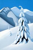 After The Snow Storm Fine Art Print