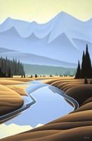 Kootenay Autumn Fine Art Print