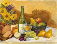 Autumn Afternoon Chardonnay Fine Art Print