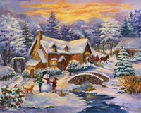 Winter Wonderland Fine Art Print
