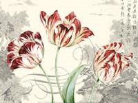 Imperial Tulips Fine Art Print