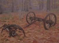 Ol Wagon Fine Art Print