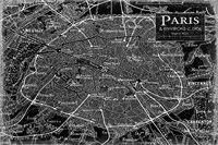 Environs Paris Fine Art Print